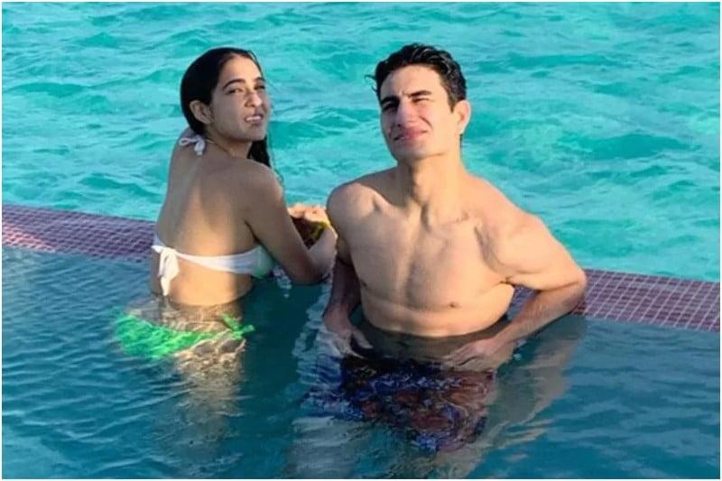 sara ali khan ibrahim ali khan - Sara Ali Khan Bikini Pictures | Hot Sara Ali Khan Bikini Photos Are Really Astonishing